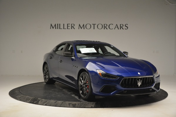 New 2019 Maserati Ghibli S Q4 GranSport for sale Sold at Bugatti of Greenwich in Greenwich CT 06830 11