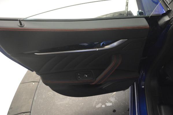 New 2019 Maserati Ghibli S Q4 GranSport for sale Sold at Bugatti of Greenwich in Greenwich CT 06830 19