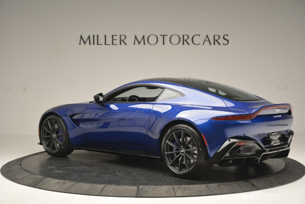 Used 2019 Aston Martin Vantage Coupe for sale Sold at Bugatti of Greenwich in Greenwich CT 06830 4