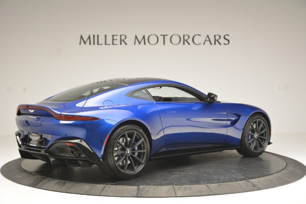 Used 2019 Aston Martin Vantage Coupe for sale Sold at Bugatti of Greenwich in Greenwich CT 06830 8