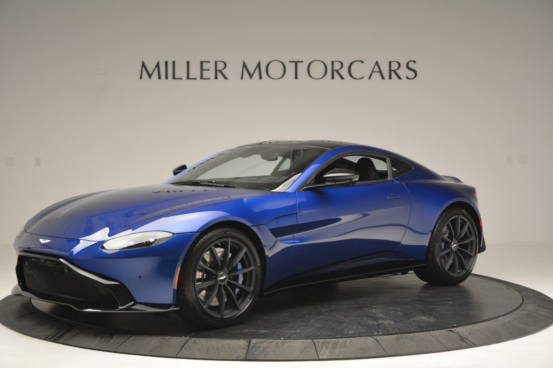 Used 2019 Aston Martin Vantage Coupe for sale Sold at Bugatti of Greenwich in Greenwich CT 06830 1