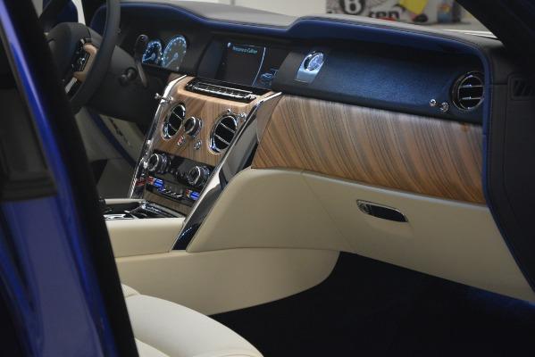 New 2019 Rolls-Royce Cullinan for sale Sold at Bugatti of Greenwich in Greenwich CT 06830 12