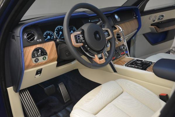 New 2019 Rolls-Royce Cullinan for sale Sold at Bugatti of Greenwich in Greenwich CT 06830 19
