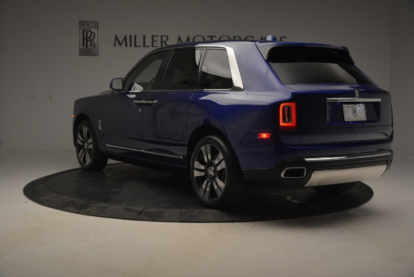 New 2019 Rolls-Royce Cullinan for sale Sold at Bugatti of Greenwich in Greenwich CT 06830 4