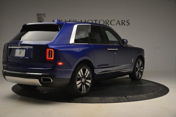 New 2019 Rolls-Royce Cullinan for sale Sold at Bugatti of Greenwich in Greenwich CT 06830 6