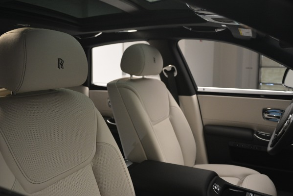 New 2019 Rolls-Royce Ghost for sale Sold at Bugatti of Greenwich in Greenwich CT 06830 28