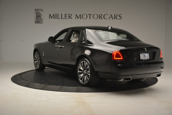 New 2019 Rolls-Royce Ghost for sale Sold at Bugatti of Greenwich in Greenwich CT 06830 5