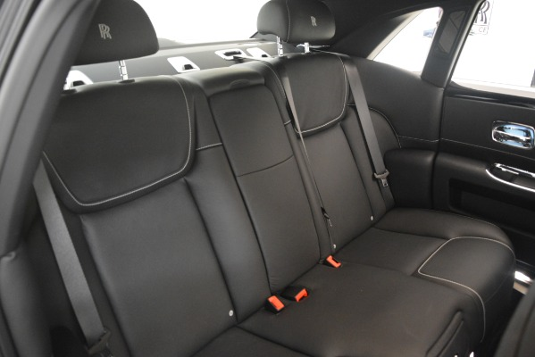 New 2019 Rolls-Royce Ghost for sale Sold at Bugatti of Greenwich in Greenwich CT 06830 15