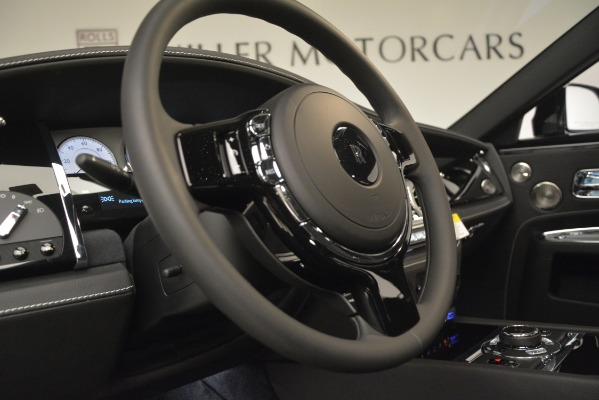 New 2019 Rolls-Royce Ghost for sale $319,900 at Bugatti of Greenwich in Greenwich CT 06830 17