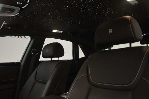 New 2019 Rolls-Royce Ghost for sale $319,900 at Bugatti of Greenwich in Greenwich CT 06830 26