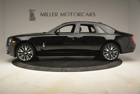 New 2019 Rolls-Royce Ghost for sale Sold at Bugatti of Greenwich in Greenwich CT 06830 4