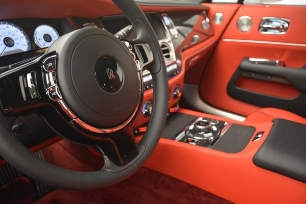 New 2019 Rolls-Royce Wraith for sale Sold at Bugatti of Greenwich in Greenwich CT 06830 18