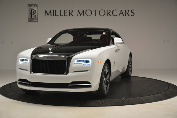 New 2019 Rolls-Royce Wraith for sale Sold at Bugatti of Greenwich in Greenwich CT 06830 1