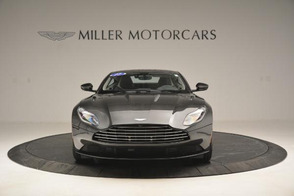 Used 2017 Aston Martin DB11 V12 Coupe for sale Sold at Bugatti of Greenwich in Greenwich CT 06830 12