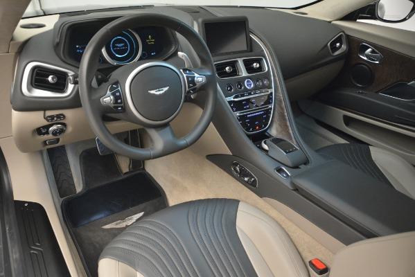 Used 2017 Aston Martin DB11 V12 Coupe for sale Sold at Bugatti of Greenwich in Greenwich CT 06830 13