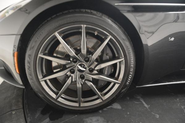 Used 2017 Aston Martin DB11 V12 Coupe for sale Sold at Bugatti of Greenwich in Greenwich CT 06830 17