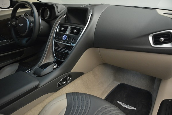 Used 2017 Aston Martin DB11 V12 Coupe for sale Sold at Bugatti of Greenwich in Greenwich CT 06830 19