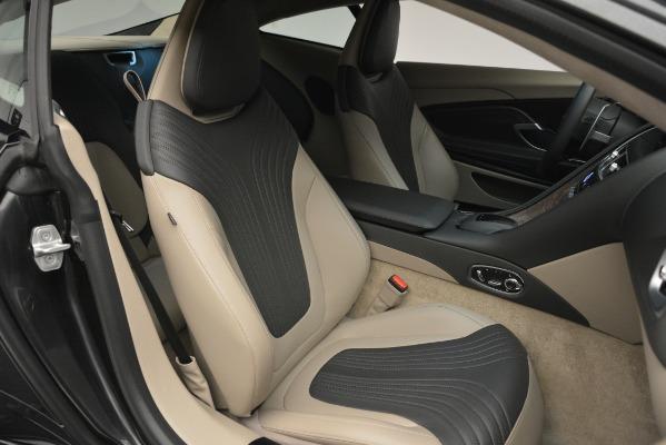 Used 2017 Aston Martin DB11 V12 Coupe for sale Sold at Bugatti of Greenwich in Greenwich CT 06830 21