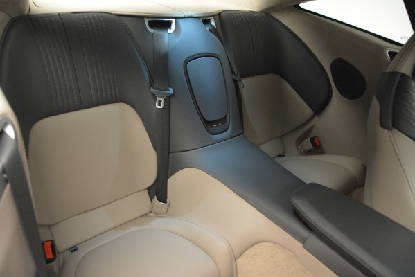 Used 2017 Aston Martin DB11 V12 Coupe for sale Sold at Bugatti of Greenwich in Greenwich CT 06830 22