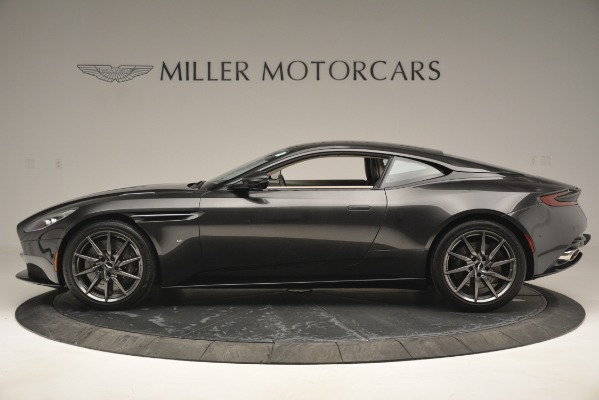 Used 2017 Aston Martin DB11 V12 Coupe for sale Sold at Bugatti of Greenwich in Greenwich CT 06830 3