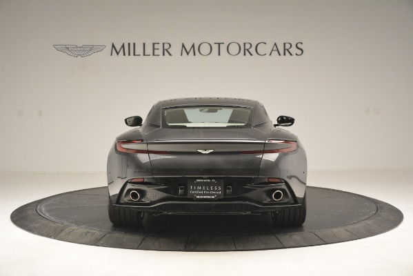 Used 2017 Aston Martin DB11 V12 Coupe for sale Sold at Bugatti of Greenwich in Greenwich CT 06830 6