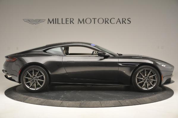 Used 2017 Aston Martin DB11 V12 Coupe for sale Sold at Bugatti of Greenwich in Greenwich CT 06830 9