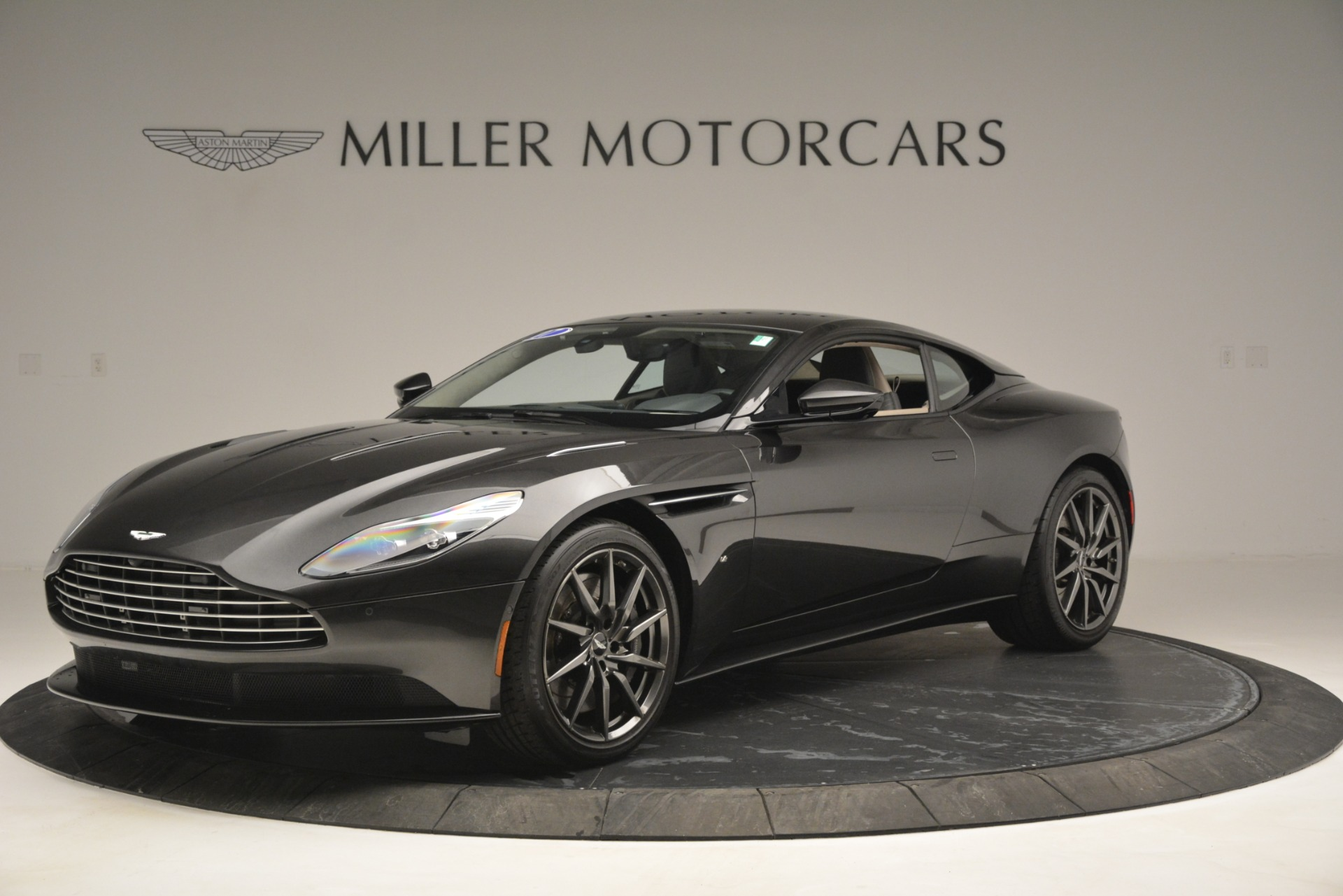 Used 2017 Aston Martin DB11 V12 Coupe for sale Sold at Bugatti of Greenwich in Greenwich CT 06830 1
