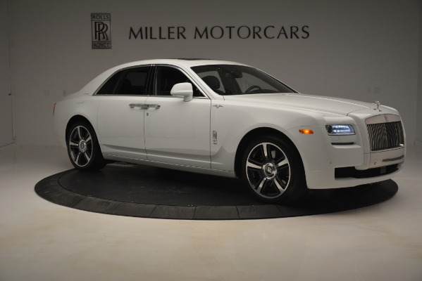 Used 2014 Rolls-Royce Ghost V-Spec for sale Sold at Bugatti of Greenwich in Greenwich CT 06830 10