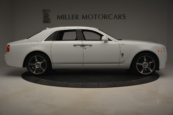 Used 2014 Rolls-Royce Ghost V-Spec for sale Sold at Bugatti of Greenwich in Greenwich CT 06830 11