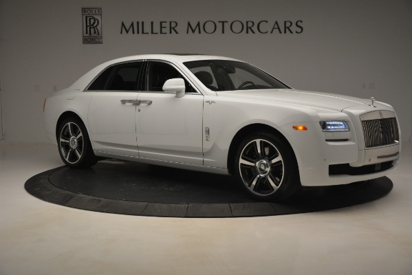Used 2014 Rolls-Royce Ghost V-Spec for sale Sold at Bugatti of Greenwich in Greenwich CT 06830 12