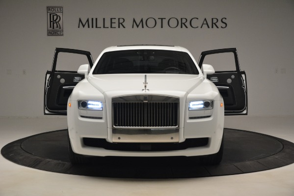 Used 2014 Rolls-Royce Ghost V-Spec for sale Sold at Bugatti of Greenwich in Greenwich CT 06830 13