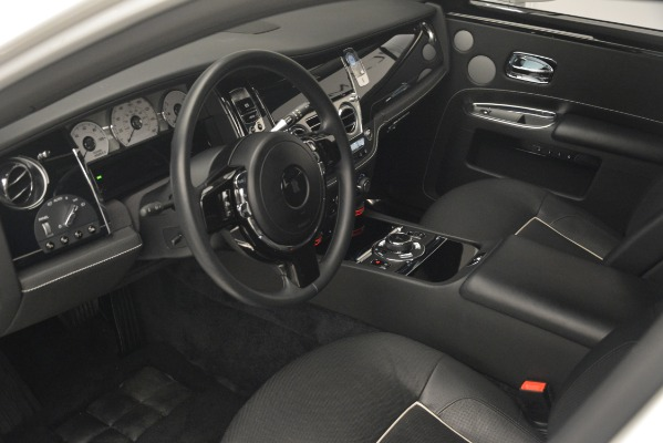 Used 2014 Rolls-Royce Ghost V-Spec for sale Sold at Bugatti of Greenwich in Greenwich CT 06830 14