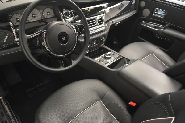 Used 2014 Rolls-Royce Ghost V-Spec for sale Sold at Bugatti of Greenwich in Greenwich CT 06830 26