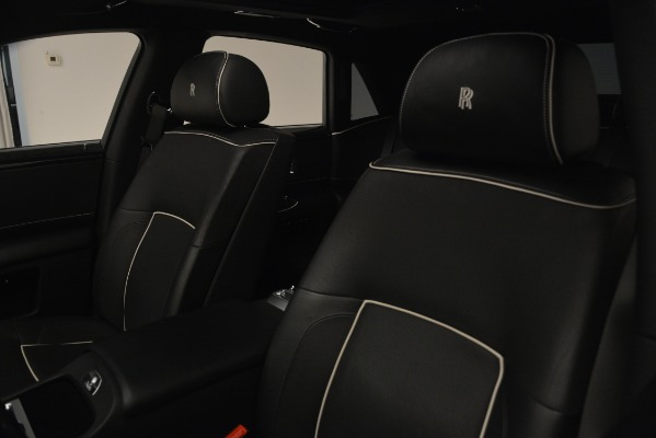Used 2014 Rolls-Royce Ghost V-Spec for sale Sold at Bugatti of Greenwich in Greenwich CT 06830 27