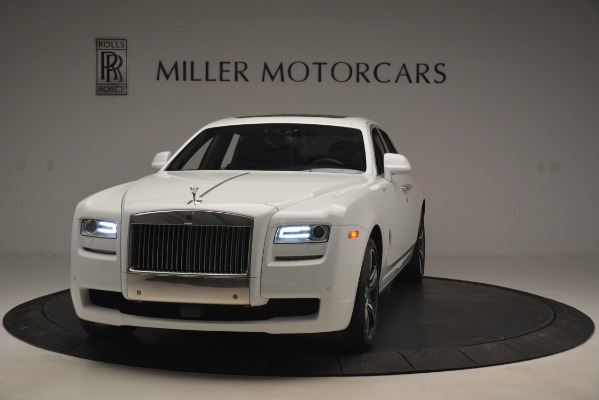 Used 2014 Rolls-Royce Ghost V-Spec for sale Sold at Bugatti of Greenwich in Greenwich CT 06830 3