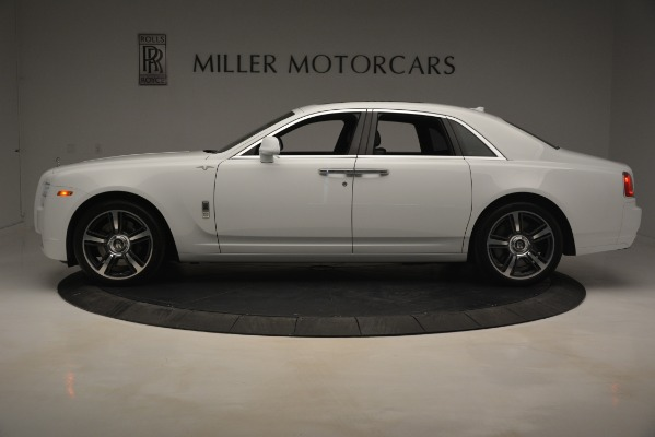 Used 2014 Rolls-Royce Ghost V-Spec for sale Sold at Bugatti of Greenwich in Greenwich CT 06830 4