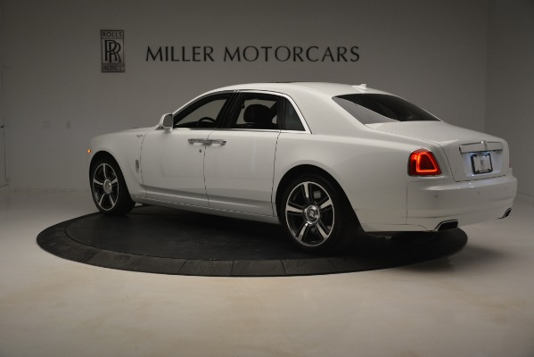 Used 2014 Rolls-Royce Ghost V-Spec for sale Sold at Bugatti of Greenwich in Greenwich CT 06830 5