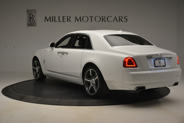 Used 2014 Rolls-Royce Ghost V-Spec for sale Sold at Bugatti of Greenwich in Greenwich CT 06830 6