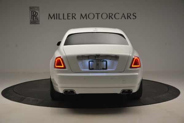 Used 2014 Rolls-Royce Ghost V-Spec for sale Sold at Bugatti of Greenwich in Greenwich CT 06830 7