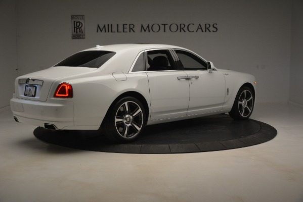 Used 2014 Rolls-Royce Ghost V-Spec for sale Sold at Bugatti of Greenwich in Greenwich CT 06830 9