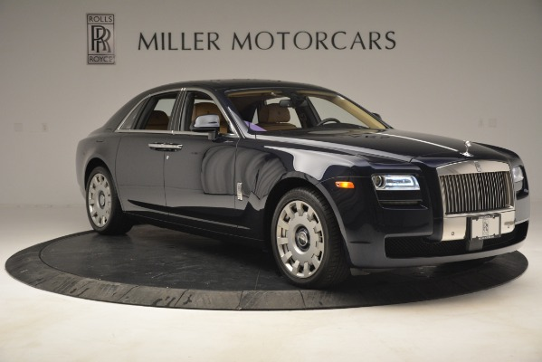 Used 2014 Rolls-Royce Ghost for sale Sold at Bugatti of Greenwich in Greenwich CT 06830 11