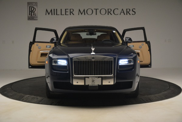 Used 2014 Rolls-Royce Ghost for sale Sold at Bugatti of Greenwich in Greenwich CT 06830 13