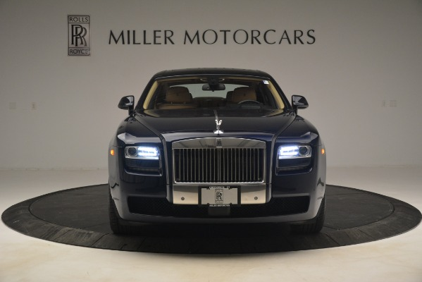 Used 2014 Rolls-Royce Ghost for sale Sold at Bugatti of Greenwich in Greenwich CT 06830 2