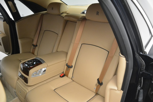 Used 2014 Rolls-Royce Ghost for sale Sold at Bugatti of Greenwich in Greenwich CT 06830 21