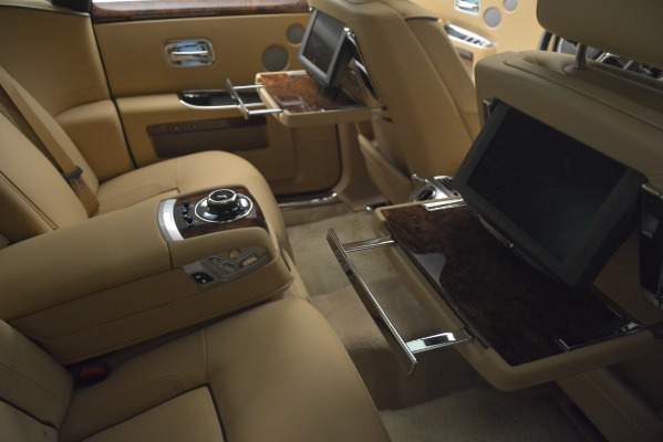 Used 2014 Rolls-Royce Ghost for sale Sold at Bugatti of Greenwich in Greenwich CT 06830 22
