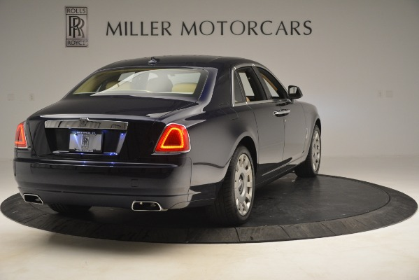 Used 2014 Rolls-Royce Ghost for sale Sold at Bugatti of Greenwich in Greenwich CT 06830 7