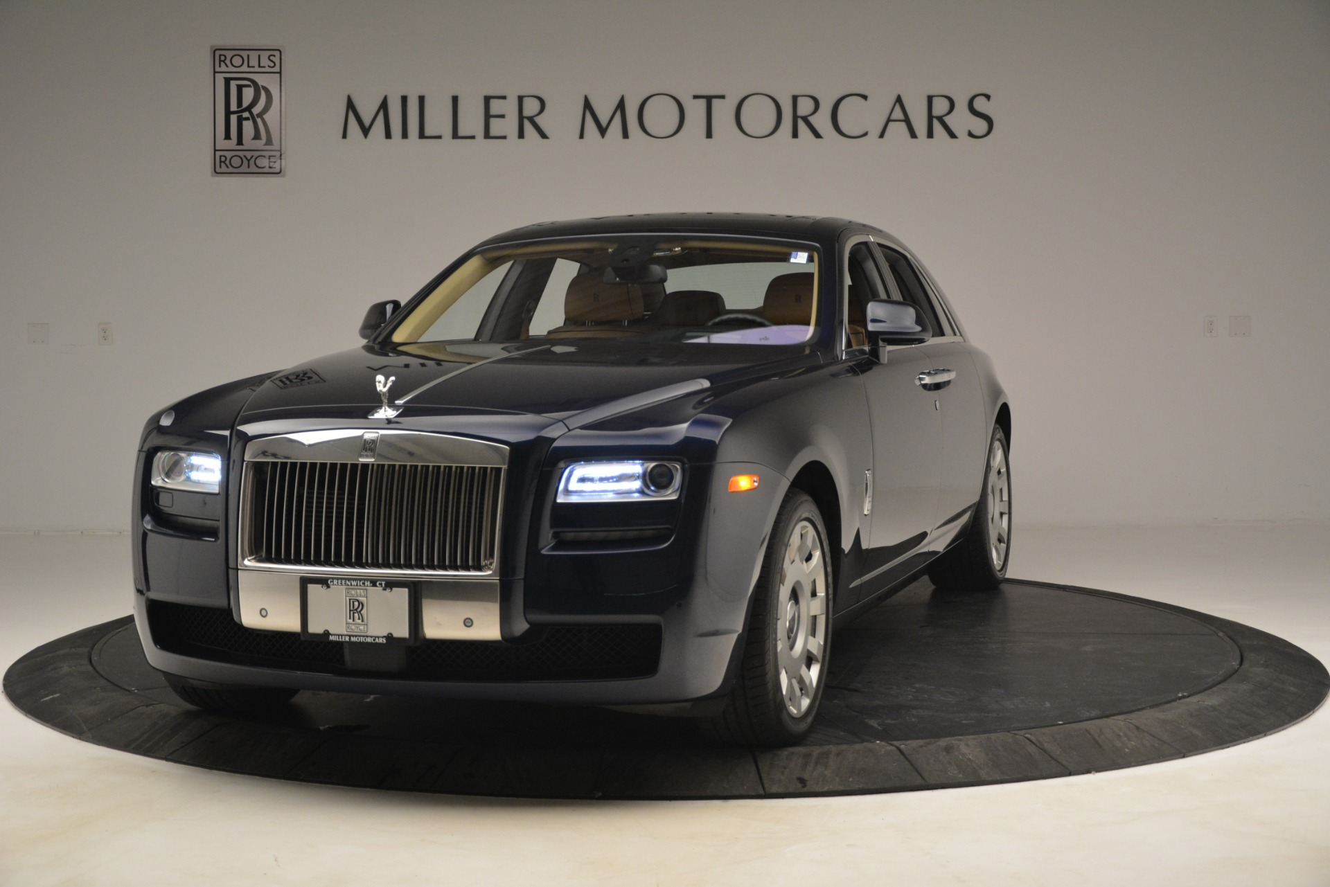 Used 2014 Rolls-Royce Ghost for sale Sold at Bugatti of Greenwich in Greenwich CT 06830 1