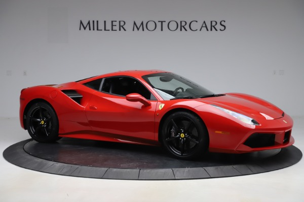 Used 2018 Ferrari 488 GTB for sale $245,900 at Bugatti of Greenwich in Greenwich CT 06830 10