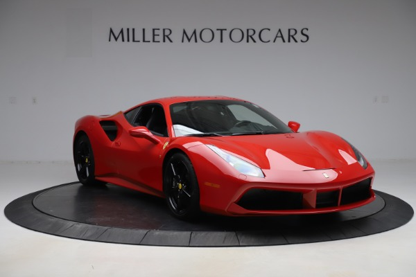 Used 2018 Ferrari 488 GTB for sale $245,900 at Bugatti of Greenwich in Greenwich CT 06830 11