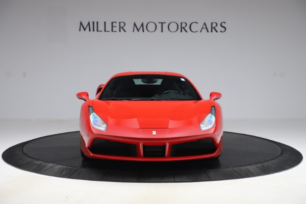 Used 2018 Ferrari 488 GTB for sale $245,900 at Bugatti of Greenwich in Greenwich CT 06830 12